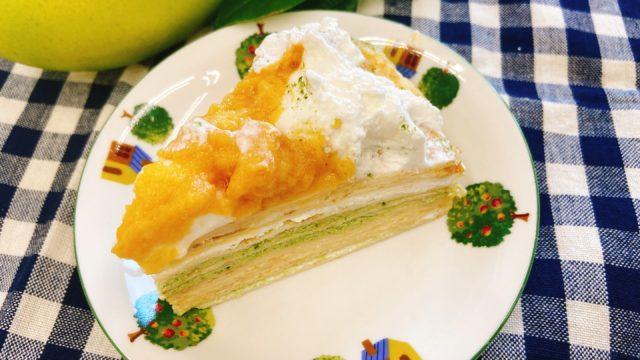 ポポー ケーキ